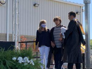 Ryan graduation