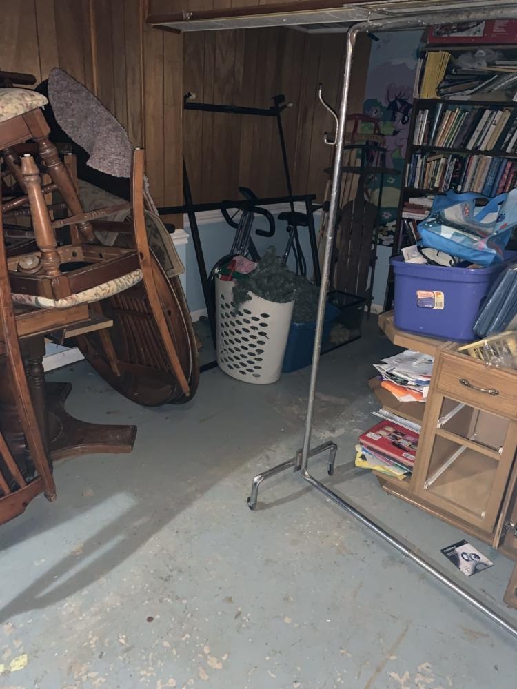 basement work