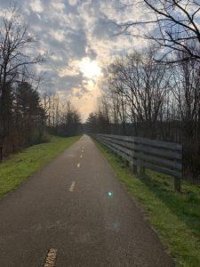 Bike path Geauga County
