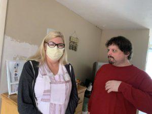 Lisa and Chris